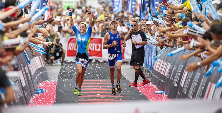 ISOSTAR has been supporting the challenges of all athletes for more than 40 years.